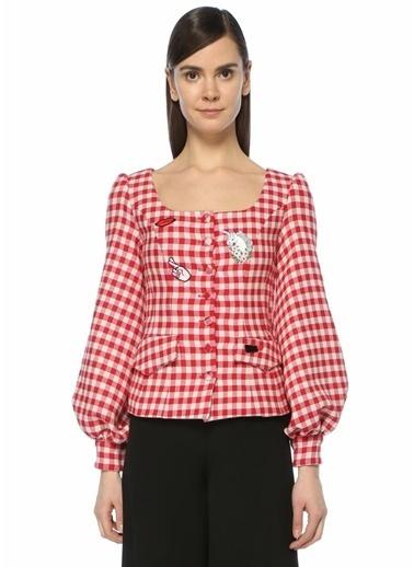 Vivetta Ceket Kırmızı